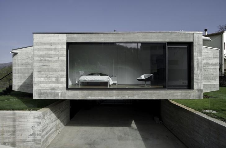 Топ-10: здания из бетона (фото 25)