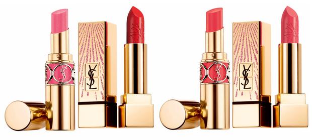 YSL Beauty представили рождественскую коллекцию макияжа фото [4]