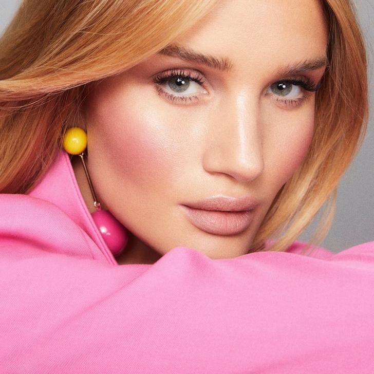 Рози Хантингтон-Уайтли запускает собственный бренд косметики (фото 3)