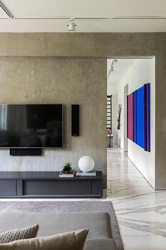 Квартира с предметами искусства в Сан-Паулу (фото 6.2)