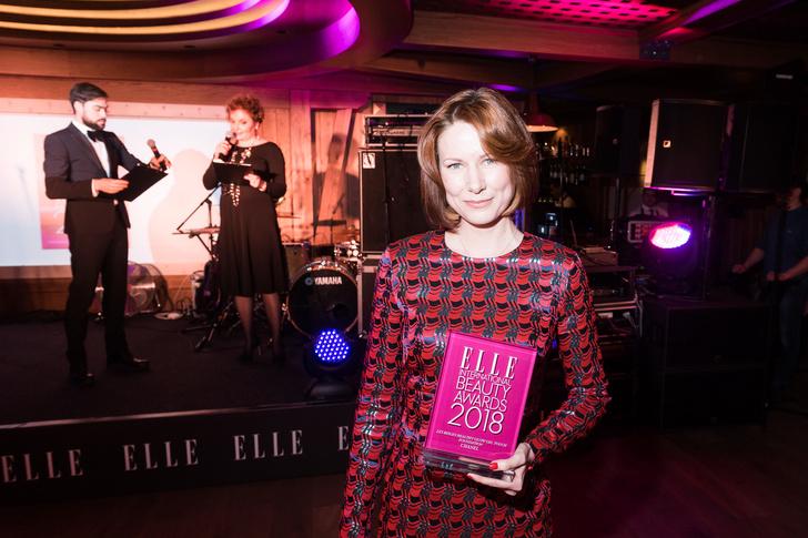Объявлены победители премии ELLE International Beauty Awards 2018 (фото 10)