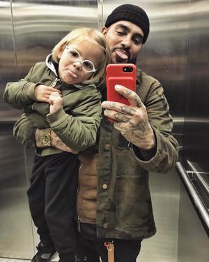 Тимати поделился трогательным снимком с дочкой (фото 4)