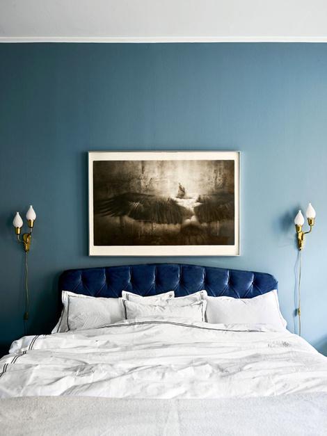 Необычные изголовья: 10 советов и идей для вашей спальни (фото 16)