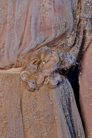 Показ Elie Saab коллекции сезона Осень-зима 2011-2012 года haute couture - www.elle.ru - Подиум - фото 279287