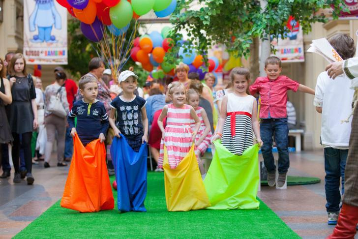 Save the date: Детский ГУМ отпразднует пятый день рождения фото [1]