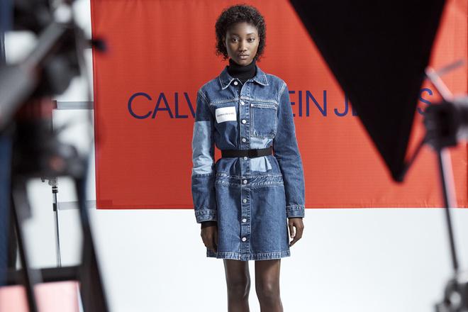 This is America: новая рекламная кампания Calvin Klein Jeans (фото 9)