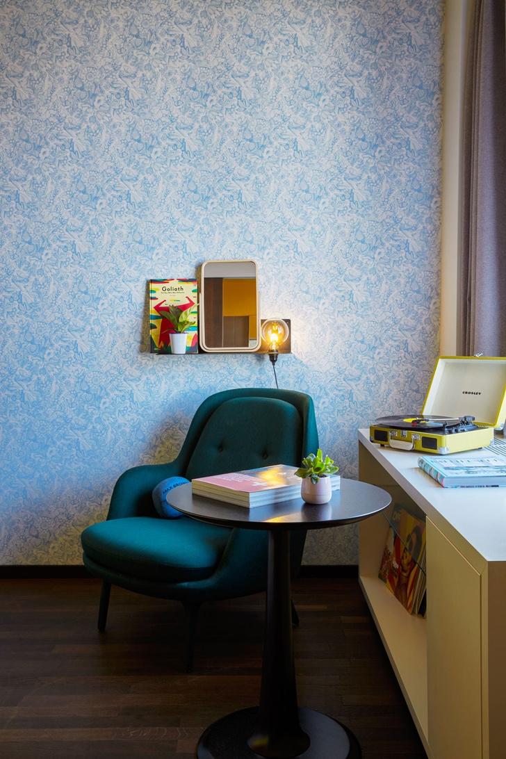 Солнечный отель Max Brown 7th District в Вене (фото 7)