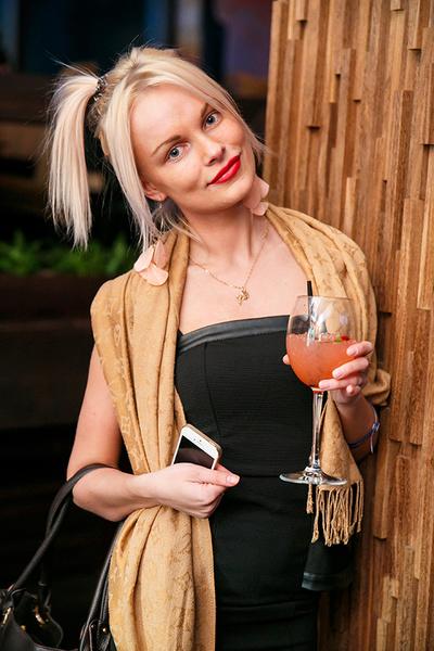 ресторане Москва City состоялась презентация нового сезонного ELLE-коктейля