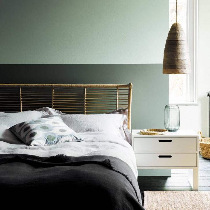 Красим стены: 10 неочевидных идей для маленьких квартир (фото 24)