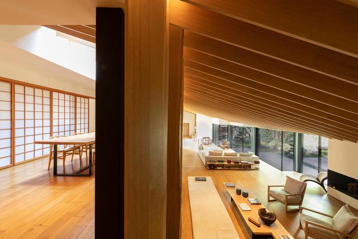 Кенго Кума переделал парижский дом Кензо Такады (фото 6)