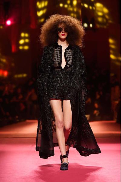 Показ Schiaparelli Haute Couture | галерея [1] фото [2]