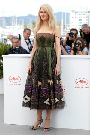 Николь Кидман в платье Christian Dior Couture, 2017 фото