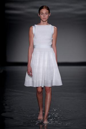 Показ Maison Rabih коллекции сезона Осень-зима 2011-2012 года Haute couture - www.elle.ru - Подиум - фото 277859