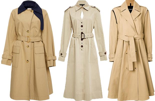 Тренд сезона: модные версии классического тренча (фото 12)