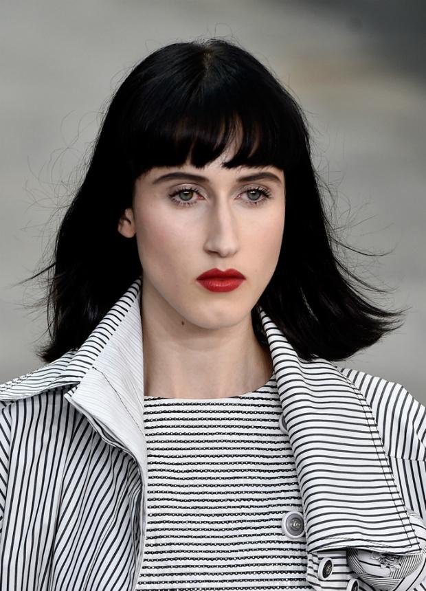Показ Chanel в рамках недели моды в Париже