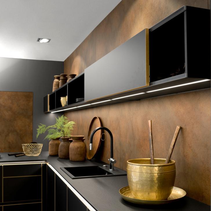 Кухонный фартук: советы дизайнера Жени Ждановой (фото 11)