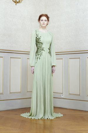 Показ Rami Al ALi коллекции сезона Весна-лето 2014 года Haute couture - www.elle.ru - Подиум - фото 574367