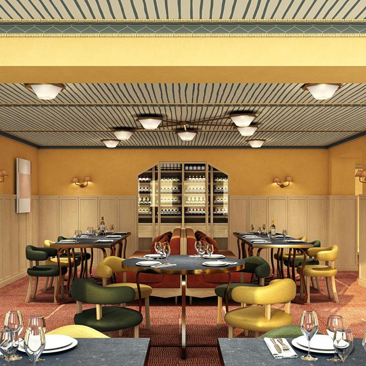 Le Coucou: дизайн-отель по проекту Пьера Йовановича в Мерибеле (фото 17)