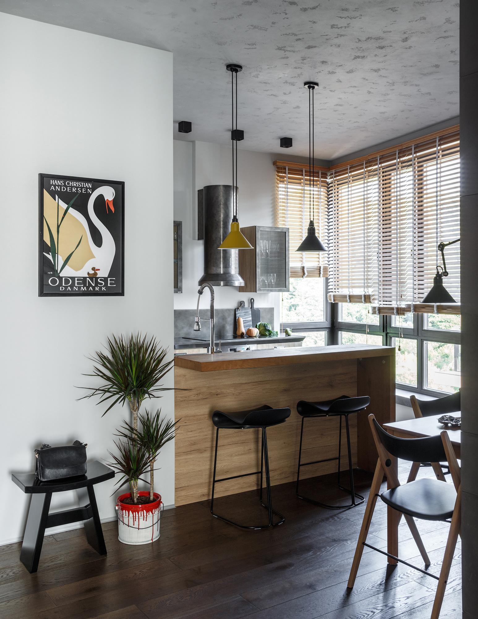 Кухонный остров: 20+ интерьеров (галерея 0, фото 3)