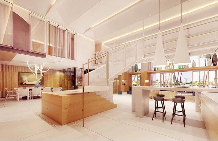 Новая резиденция Ritz-Carlton от Пьеро Лиссони во Флориде (фото 11)