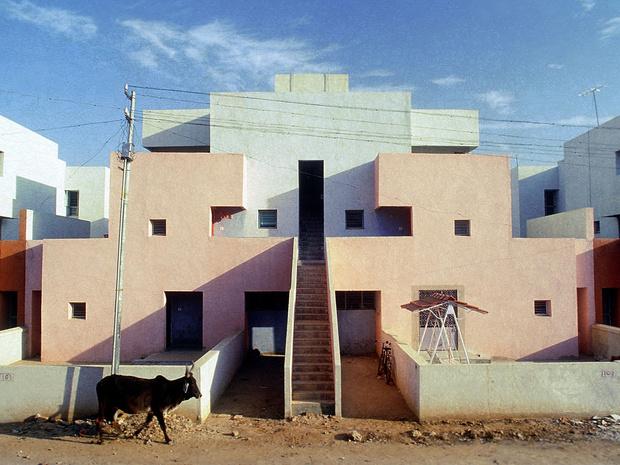 Балкришна Доши: 90 лет, 100 проектов (фото 2)