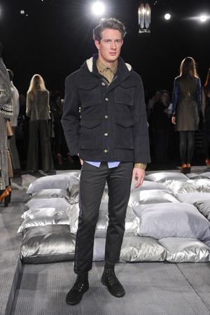 Показы мод Timo Weiland Осень-зима 2011-2012 | Подиум на ELLE - Подиум - фото 2396