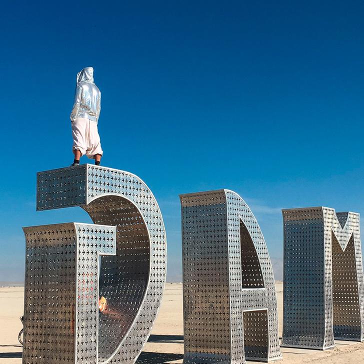 Буря в пустыне: Эдгардо Озорио — о том, как выжить на фестивале Burning Man фото [12]
