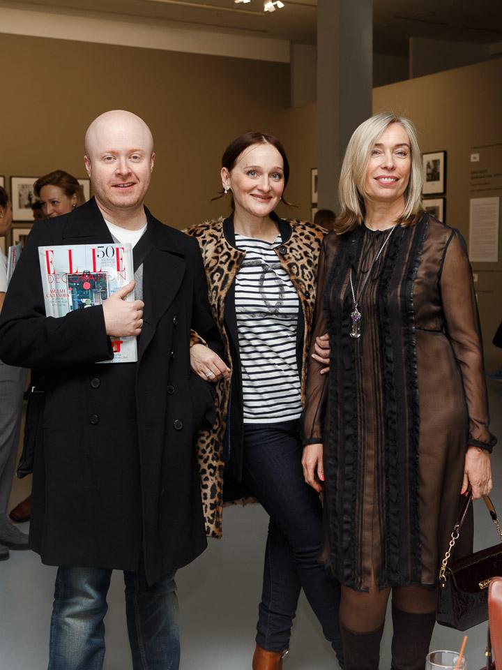 В МАММ прошел закрытый показ выставки Кандиды Хёфер | галерея [1] фото [4]