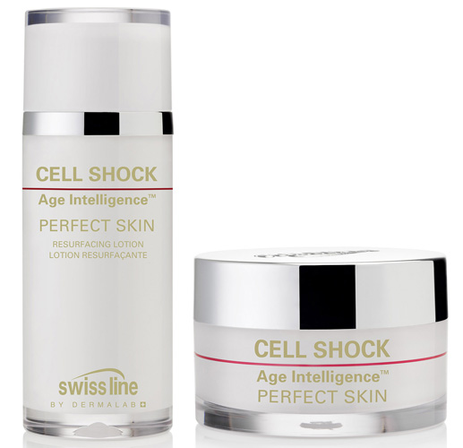 Swiss Line, Cell Shock Age Intelligence