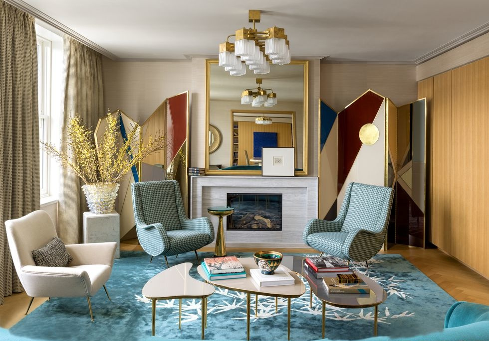 10 главных мебельных трендов 2019 года Elle Decoration