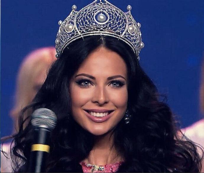София Никитчук названа самой красивой девушкой страны