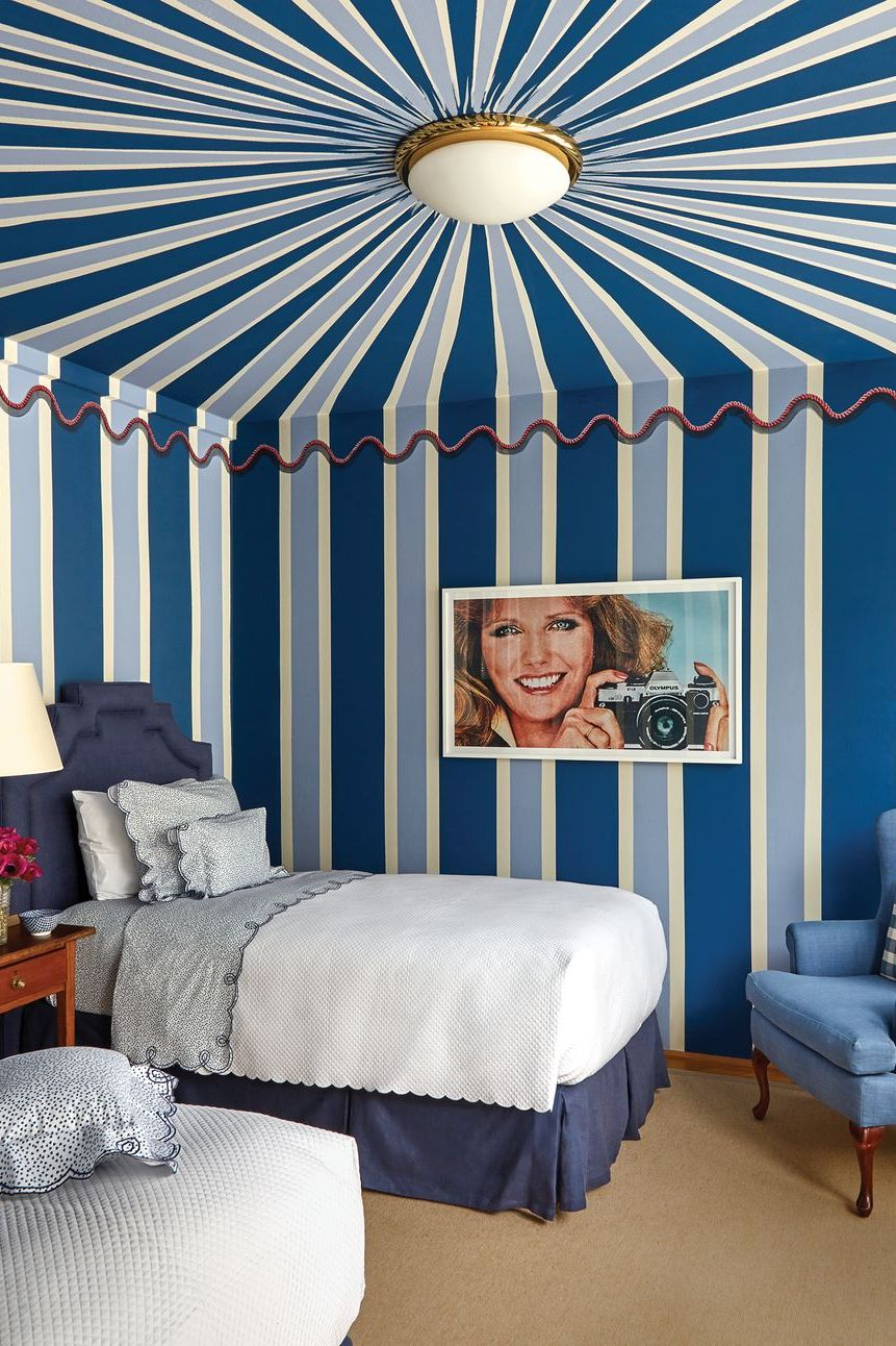 Маленькая спальня: 35 идей и решений (галерея 1, фото 0)