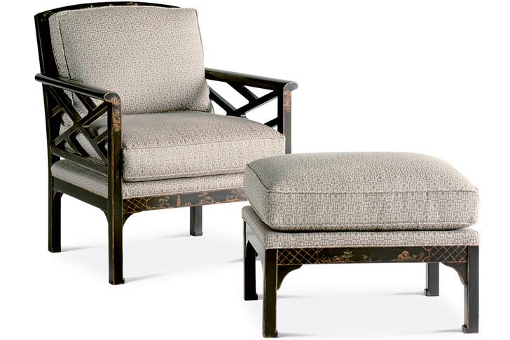 Кресло Chinoiserie
