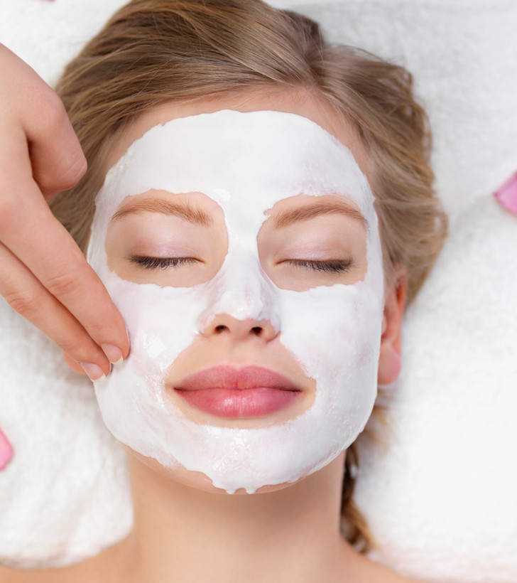 Альгинатная маска для лица что это такое