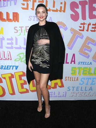 Беременная Миранда Керр на вечеринке Stella McCartney (фото 2)