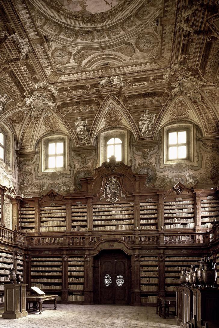 Самые потрясающие библиотеки мира (фото 43)