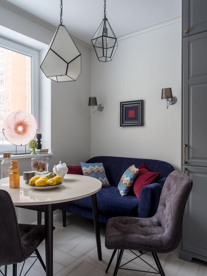 Квартира 73 м² для семьи стилиста (фото 6)