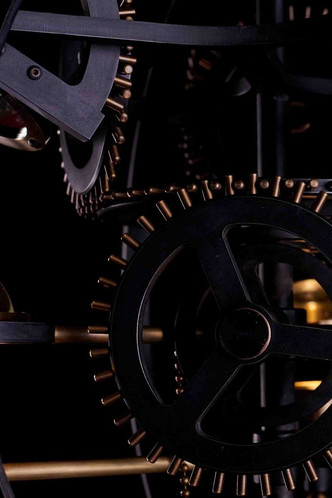 Светильники по мотивам механизмов Леонардо Да Винчи (фото 2.2)