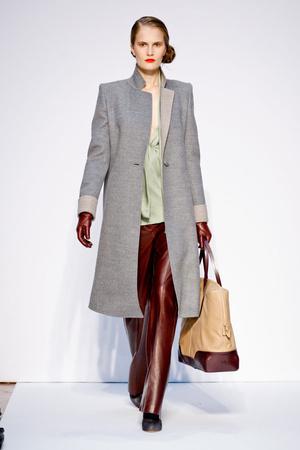 Показ Mila Schon коллекции сезона Осень-зима 2011-2012 года prêt-à-porter - www.elle.ru - Подиум - фото 246638