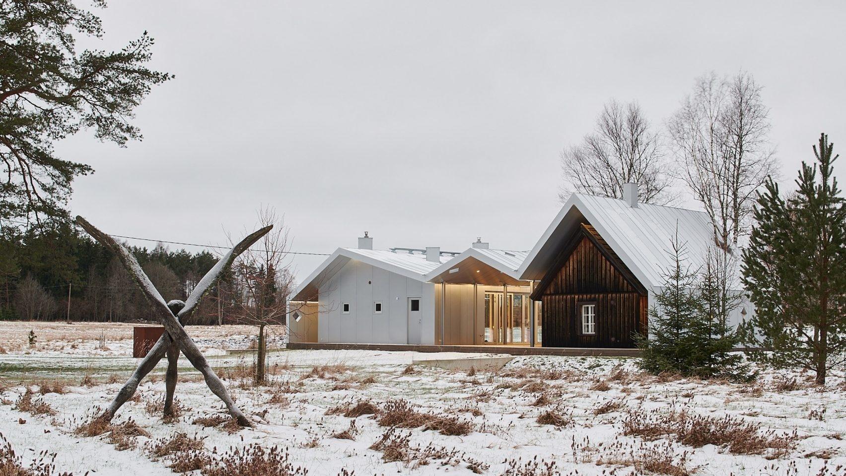 Дизайнерские бани и сауны: 15 проектов (галерея 1, фото 5)