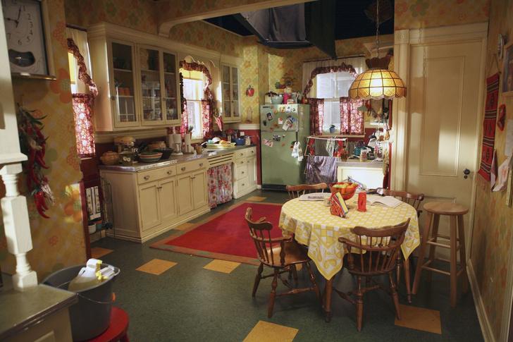 Кухни из кино: 15 интерьеров (фото 23)