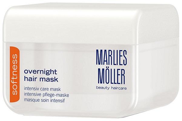 Интенсивная ночная маска Overnight Care Hair Mask от Marlies Möller