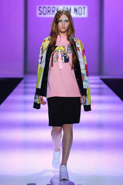 Неделя моды в Москве: обзор коллекций | галерея [9] фото [8]