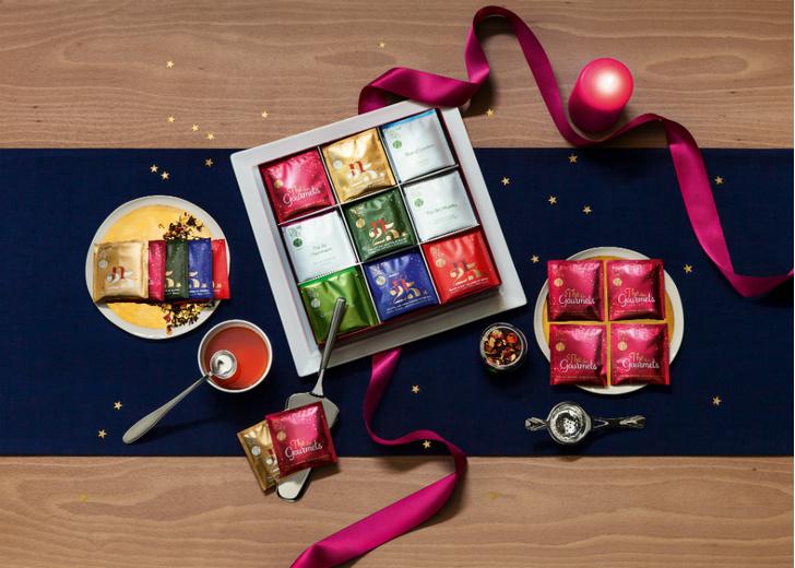 Новогодние купажи от французского чайного дома Palais des Thés (фото 7)