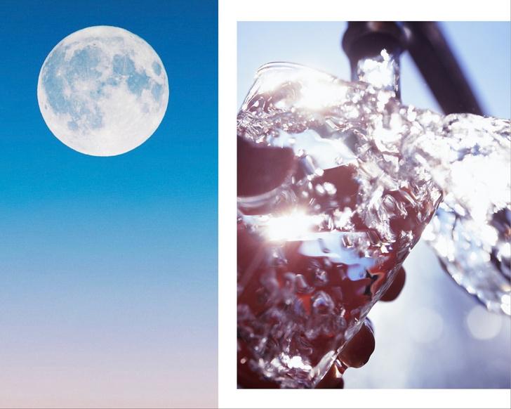 Зачем Виктория Бекхэм заряжает воду на полную Луну? (фото 1)