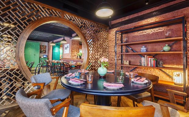 Китайский ресторан «Джимми Ли» фото