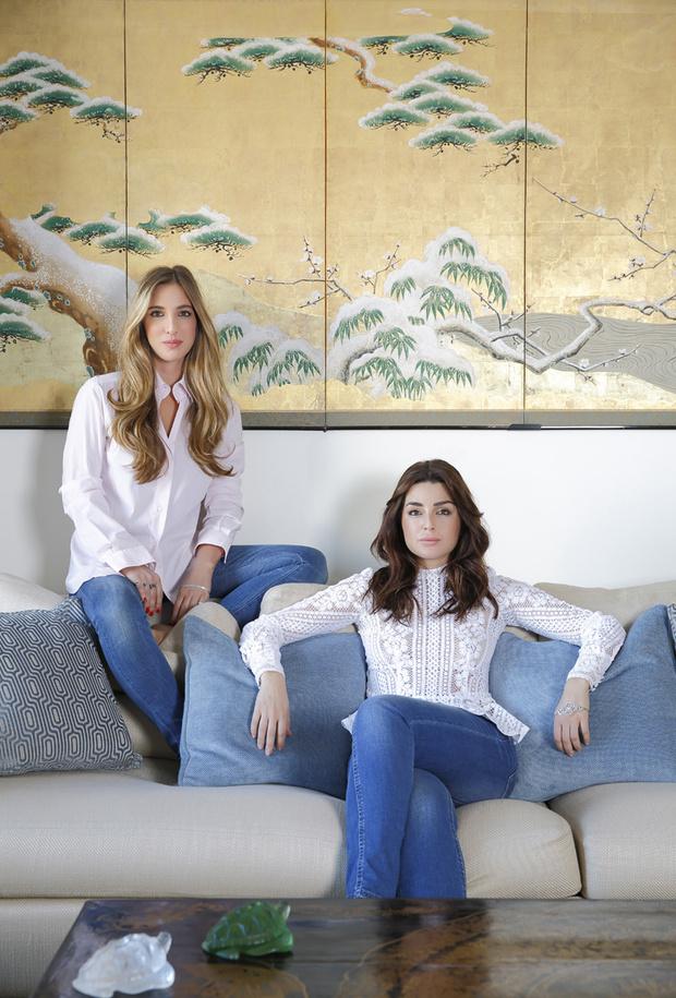 Сестры Соня и Катя Гайдамак