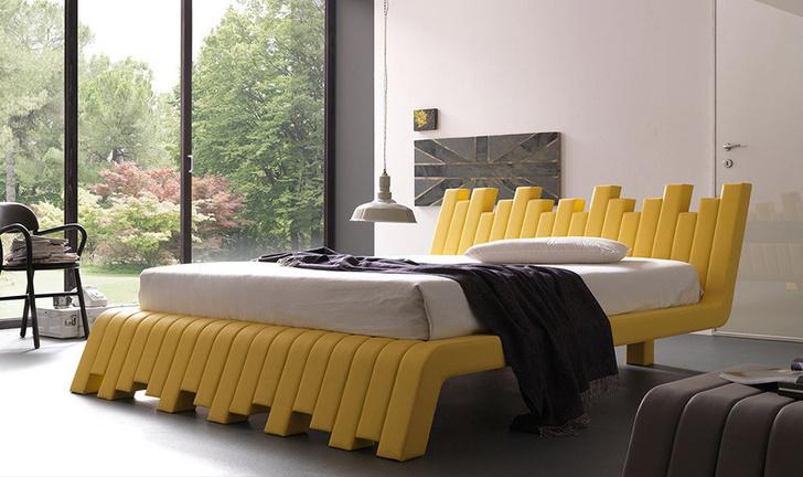 Желтый цвет в интерьере: советы и приемы (фото 25)