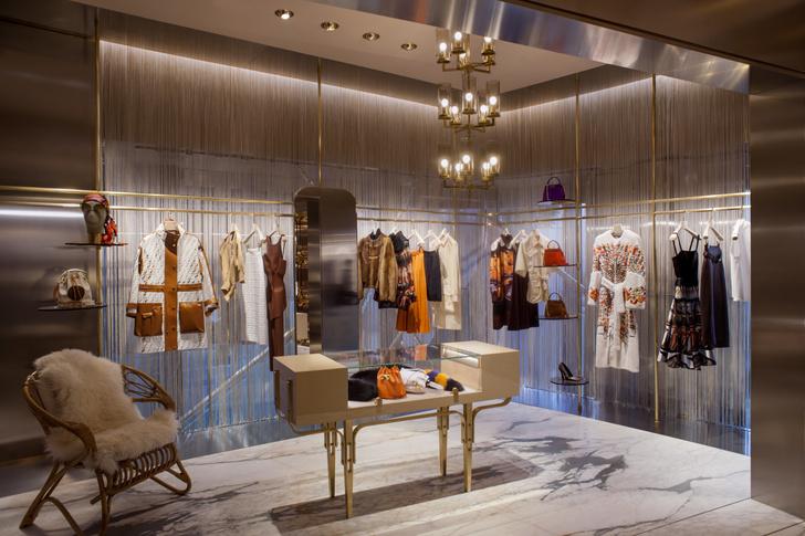 Fendi Монте-Карло: новый бутик по проекту Dimore Studio (фото 4)