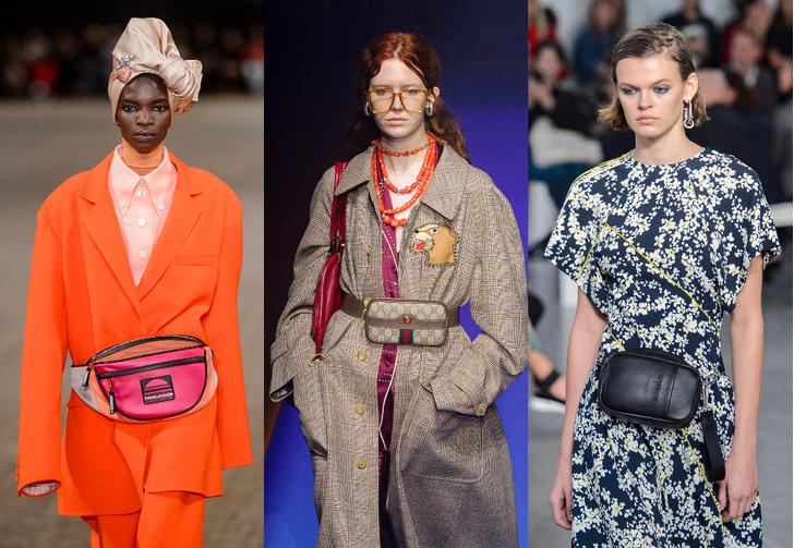 Модная верхняя одежда 2018